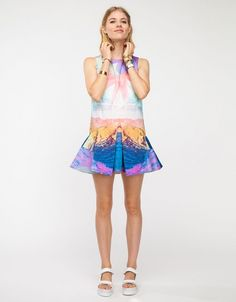 GUIDING LIGHT DRESS by Cameo