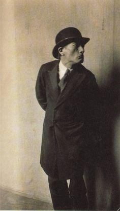 Antonin Artaud (Antoine Marie Joseph Artaud), French dramatist, Poet. Theatre of Cruelty