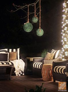Small Garden and Balcony Decorating Ideas | AO Life | Interiors