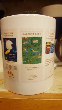 Prince Garrett mug www.princegarrett.com