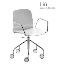 Chaise de travail LIU DP, Design Studio Archirivolto
