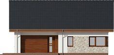 Projekt domu Pireus III Pasywny 3b LDP03b 139,06 m² - koszt budowy - EXTRADOM Blinds, Curtains, House, Home Decor, Decoration Home, Home, Room Decor, Shades Blinds, Blind