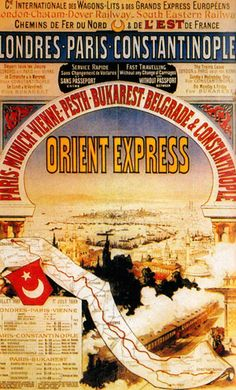 Orient Express: el gran tren cumple 130 años