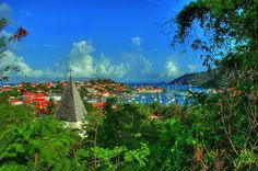 10 Amazing Little-Known Vacation Spots - Gustavia, St. Barts