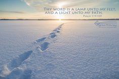 Thy word is a lamp u