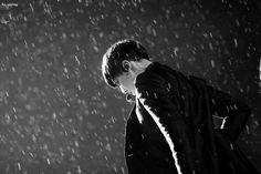 Jungkook ❤ BTS at Music Bank #BTS #방탄소년단