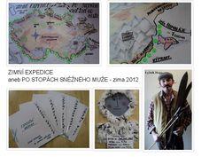 Zimní expedice 2012 Cover, Books, Libros, Book, Book Illustrations, Libri