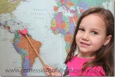 World Geography Unit Study: Venezuela