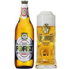 Birra Forst Premium Südtiroler Bier