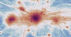 Scientists are looking for dark matter to understand the universe's 'hidden web' Dark Matter, Cosmos, Cosmic Web, Cosmic Microwave Background, Spitzer Space Telescope, Telescope Craft, All Galaxies, Spiral Galaxy, Galaxy Map