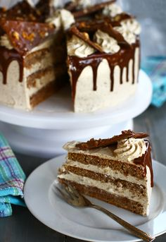 Sweets Recipes, Baking Recipes, Cookie Recipes, Romanian Desserts, Italian Cream Cakes, Special Recipes, Sweet Desserts, Cakes And More, Chocolate Desserts