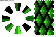 Learn to make your own colorful bracelets of threads or yarn. Kumihimo Bracelet, Yarn Bracelets, Handmade Bracelets, String Bracelets, Bead Crochet Patterns, Beading Patterns, Friendship Bracelets Designs, Snake Patterns, Bracelet Tutorial