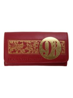 It's bigger than I normally use but i like it. Harry Potter Platform 9 3/4 Wallet
