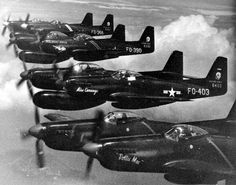 North American : P-82G (F-82G) : Twin Mustang | Flickr - Photo Sharing!
