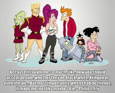 Why I love Futurama