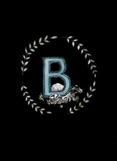 B Free Digital Scrapbooking, Neon Signs