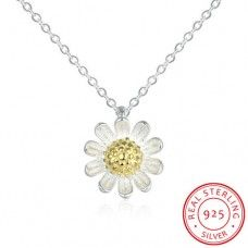 Gold Plated Pendant Necklace SVN072