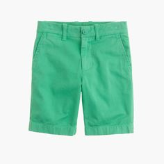 Clothing, Shoes & Accessories Jcrew Crewcuts Toddler Boy Gray Chino Shorts Size 4t Durable Modeling
