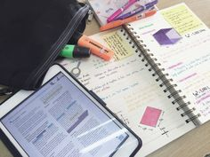 I post stuff that is studyblr, medblr, or booklr. Study Habits, Study Tips, Study Corner, Stationary School, Study Pictures, Study Organization, School Notes, Law School, Pretty Notes