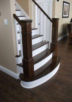 Round Stairs Design Newel Posts 49 Trendy Ideas Design Stairs Stairs Design Stair Remodel Round Stairs