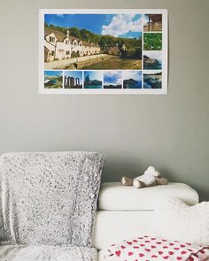 Home is where the heart is. Koester net als Laurie mooie momenten met prachtige foto's #DIY #posters #design #decoratie