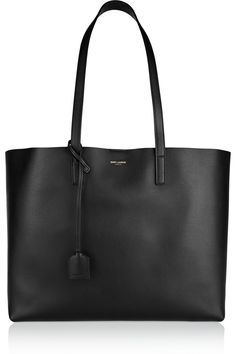 Saint Laurent | Leather tote | NET-A-PORTER.COM