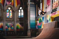 La Iglesia Skate (Llanera)