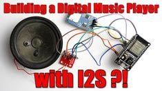 Electronics Basics, Electronics Projects, Techno, Internet Radio, Arduino, Digital, Building, Music, Youtube