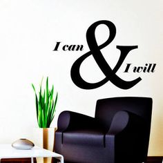 wall stickers motivational quote - Google Search