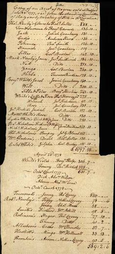 A Friend of Friends Friday ~ Some Eastern North Carolina Records #geneabloggers #genealogy