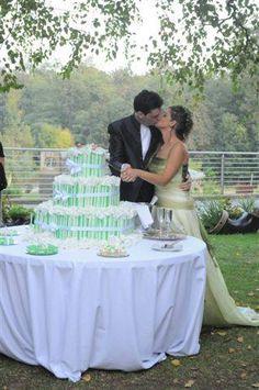 il taglio della torta #lepinete #matrimonio #wedding