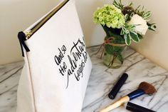Adornlee   Keepsake gifts   Make up bag  Bag   Totes