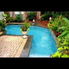 1000 images about outdoor space on pinterest above ground pool decks and above ground - Above ground pools for small spaces model ...
