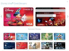 Disney Rewards, Visa Rewards, Disney Visa, Disney Fun, Disney Stuff, Amazon Credit Card, Amazon Card, Debit Card Design, Miniatures