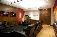 University of Southern California – Galen Arena Locker Rooms and Lounges