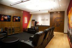 University of Southern California - Men's Basketball Lounge