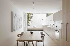 Surry Hills House / Benn & Penna Architecture | ArchDaily