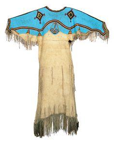 Sioux dress.  Speed Art Mus.  ac