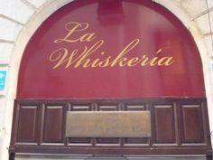 Barcelona Whisky museum