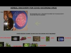 HERBAL DISCOVERY ON COVID-19/CORONA VIRUS IN 2020 Bring Back Lost Lover, Together We Can, Healer, Discovery, Herbalism, Traditional, Make It Yourself, How To Make, Corona