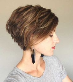 15 Cute Short Girl Haircuts | Latest Bob Hairstyles | Page 2