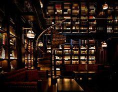 Library at the NoMad Hotel, New York, NY