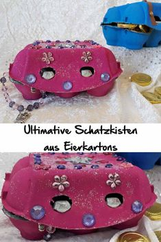 School Projects, Upcycle, Diy And Crafts, Anstatt, Kids, Pirate Nursery, Egg Box Craft, Young Children, Boys