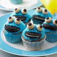 Krümelmonster-Muffins | BRIGITTE.de