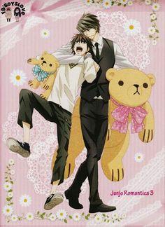 Junjou Romantica | Takashi Misaki | Usami Akihiko | Alice :3