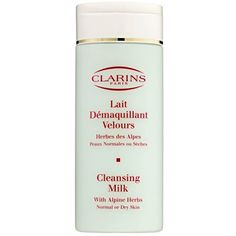 The original CLEANSING MILK  and   favorite make-up remover