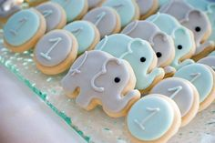 Hostess with the Mostess® - Elephant Birthday Party