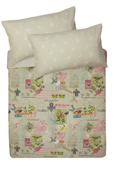 Botanical Printed Duvet Cover Set  Mr Price Home Online Shopping