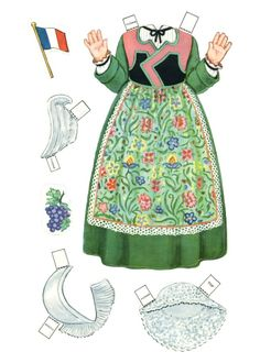FOREIGN DOLLS*** Paper dolls for Pinterest friends, 1500 free paper dolls at Arielle Gabriel's International Paper Doll Society, writer The Goddess of Mercy & The Dept of Miracles, publisher QuanYin5