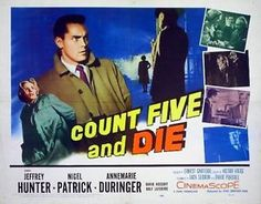 Count Five And Die 1957 Film | eBay